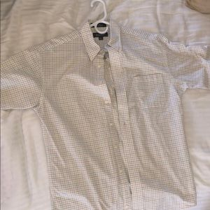 Croft and Barrow Short Sleeved Button Up